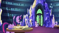 "Starlight ""got a little turned around"" S6E1"