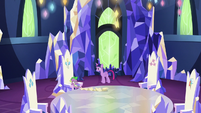 "Twilight Sparkle ""there's gotta be some way"" S6E22"