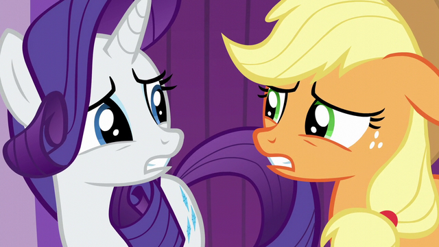 File:Rarity and AJ even more worried S6E10.png