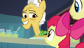 Grand Pear smiling at Apple Bloom S7E13.png