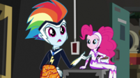 """Rainbow Dash """"still no sign of the relics"""" EGS2"""