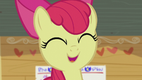 "Apple Bloom sings ""...of our..."" S5E18"