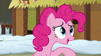 "Pinkie Pie ""you sure did, Prince Rutherford"" S7E11"