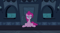 Pinkie Pie between the two windows S2E24