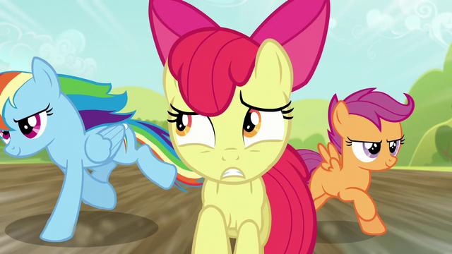 File:Rainbow and Scootaloo pass Apple Bloom S5E17.png