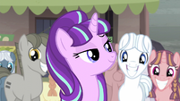 Starlight nods head to give sign S5E02