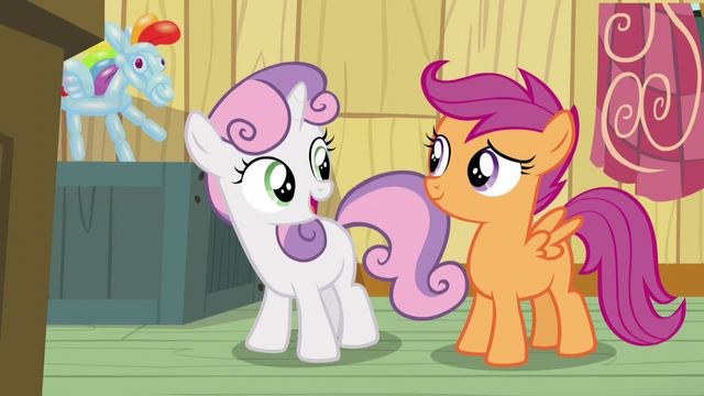 """File:Sweetie Belle """"we're all scared of the same things"""" S5E4.png"""