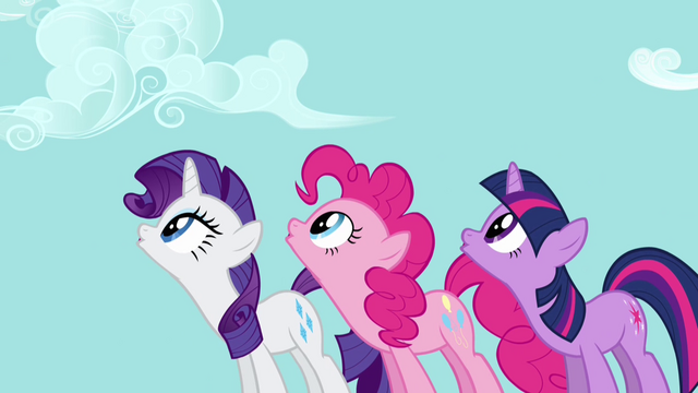 File:Watching Rainbow Dash in awe 2 S2E16.png