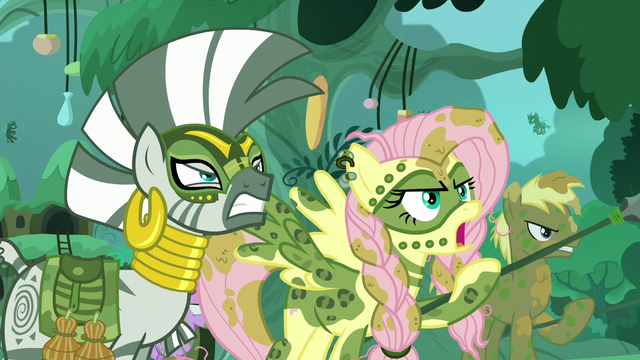 "File:Fluttershy ""Why would she ever trust you?!"" S5E26.png"
