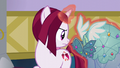 Posh Pony critical of her Princess Dress S5E14.png