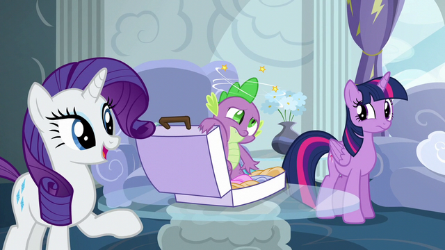 "File:Rarity ""we must know every detail!"" S6E7.png"