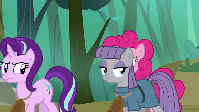 File:Starlight and Maud very annoyed at Pinkie S7E4.png