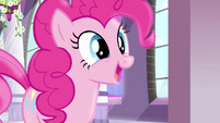 Pinkie Pie talking about her dream S4E01