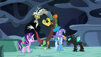 "Thorax ""good thinking, Starlight!"" S6E26"