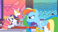 Disappointed Rainbow S1E26