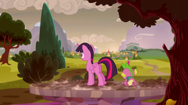 File:Twilight and Spike in the new future S5E26.png