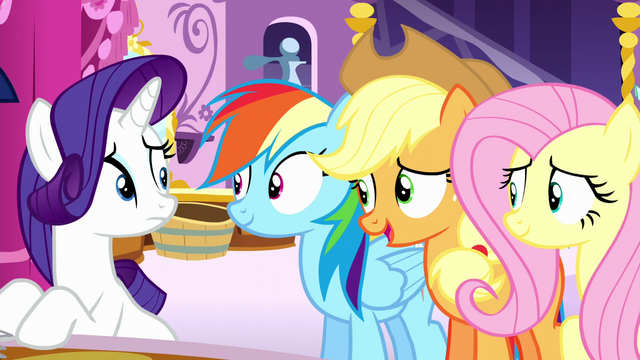 """File:Applejack """"the opening wasn't perfect"""" S6E9.png"""