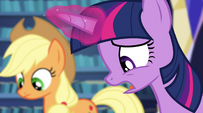 "Twilight worried ""if my hunch is right"" EG2"