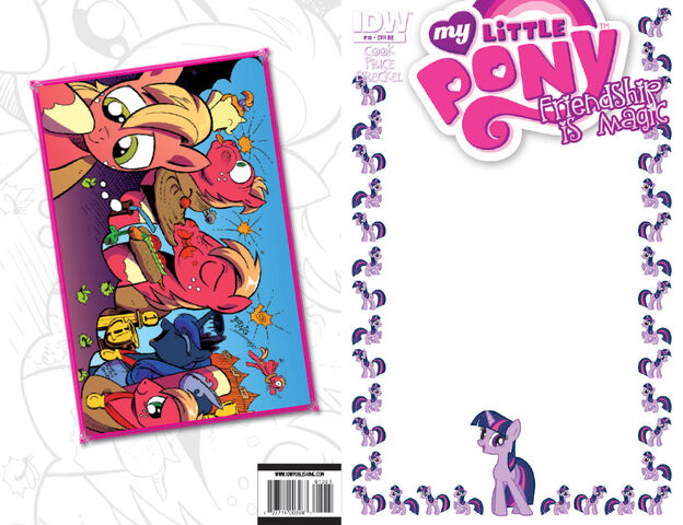 File:Comic issue 10 blank cover.jpg