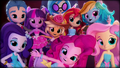 Equestria Girls, Flash, and DJ group photo EGM5.png
