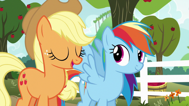 "File:Applejack ""until we find the best one"" S6E18.png"