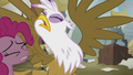 Gilda wants Pinkie to leave her alone S5E8.png