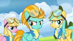 Rainbow Dash tries reasoning 2 S3E07