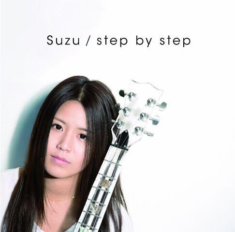 File:Suzu - step by step CD cover.jpg