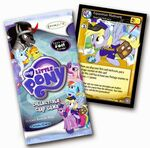 MLP CCG Crystal Games booster pack