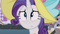 Rarity infinite cuteness S2E9