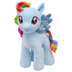 Build A Bear Workshop Rainbow Dash