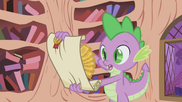 File:Spike looking at group of tickets S1E03.png
