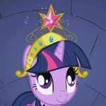 Twilight Sparkle sees Element of Harmony S1E02.png