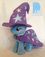 4DE Trixie plush new design