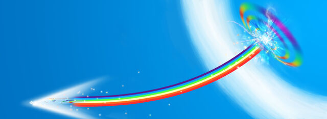 File:FANMADE Sonic Rainboom Wallpaper.jpg