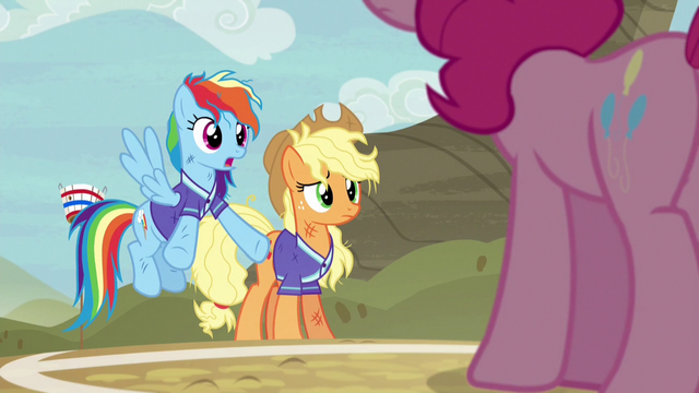 """File:Rainbow Dash """"we were treating you like us"""" S6E18.png"""