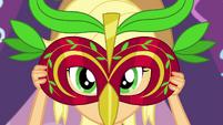 Applejack's mask EG2