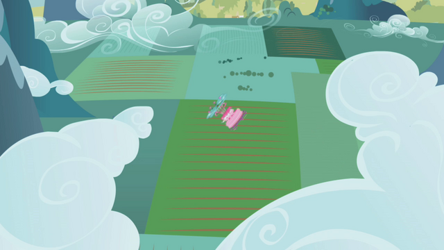 File:Pinkie Pie spinning out toward the ground S1E05.png