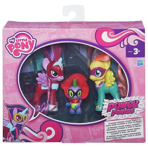 File:Power Ponies Twilight and Fluttershy 2-pack packaging.jpg