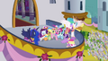 Twilight and her friends on the balcony S03E13.png