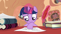 Twilight is happy to finally have a plan S2E20