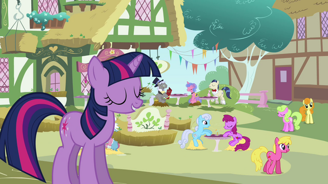 "File:Twilight singing ""my Ponyville"" S03E13.png"