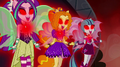 Dazzlings continue attacking with their voices EG2.png