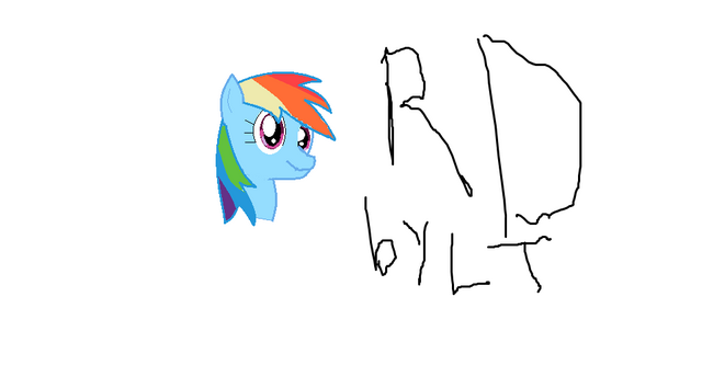 File:FANMADE Rainbow Dash by Animefanlt01.png