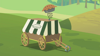Pie cart S4E17