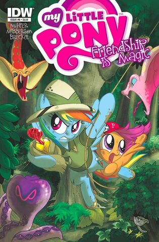 File:MLPFIM 6 Hot Topic RE Cover.jpg