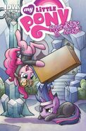 MLPFIM 7 Hot Topic RE Cover