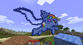 FANMADE Rainbow Dash Minecraft building 4.png