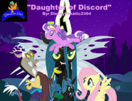Daughter of Discord alternate cover art