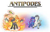 Antipodes chapter 24 cover art by Madmax